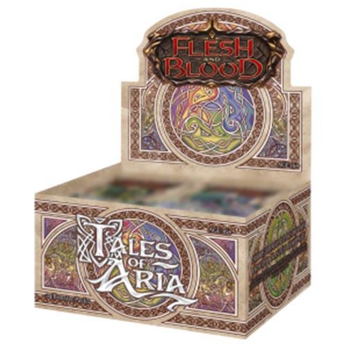Boite de Boite de 24 boosters Flesh & Blood : Tales of Aria ( 1ere Ed )
