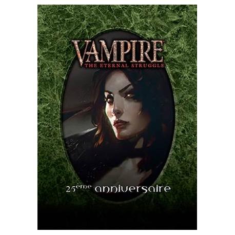 Boite de Vampire the Eternal Struggle : Edition 25ème anniversaire