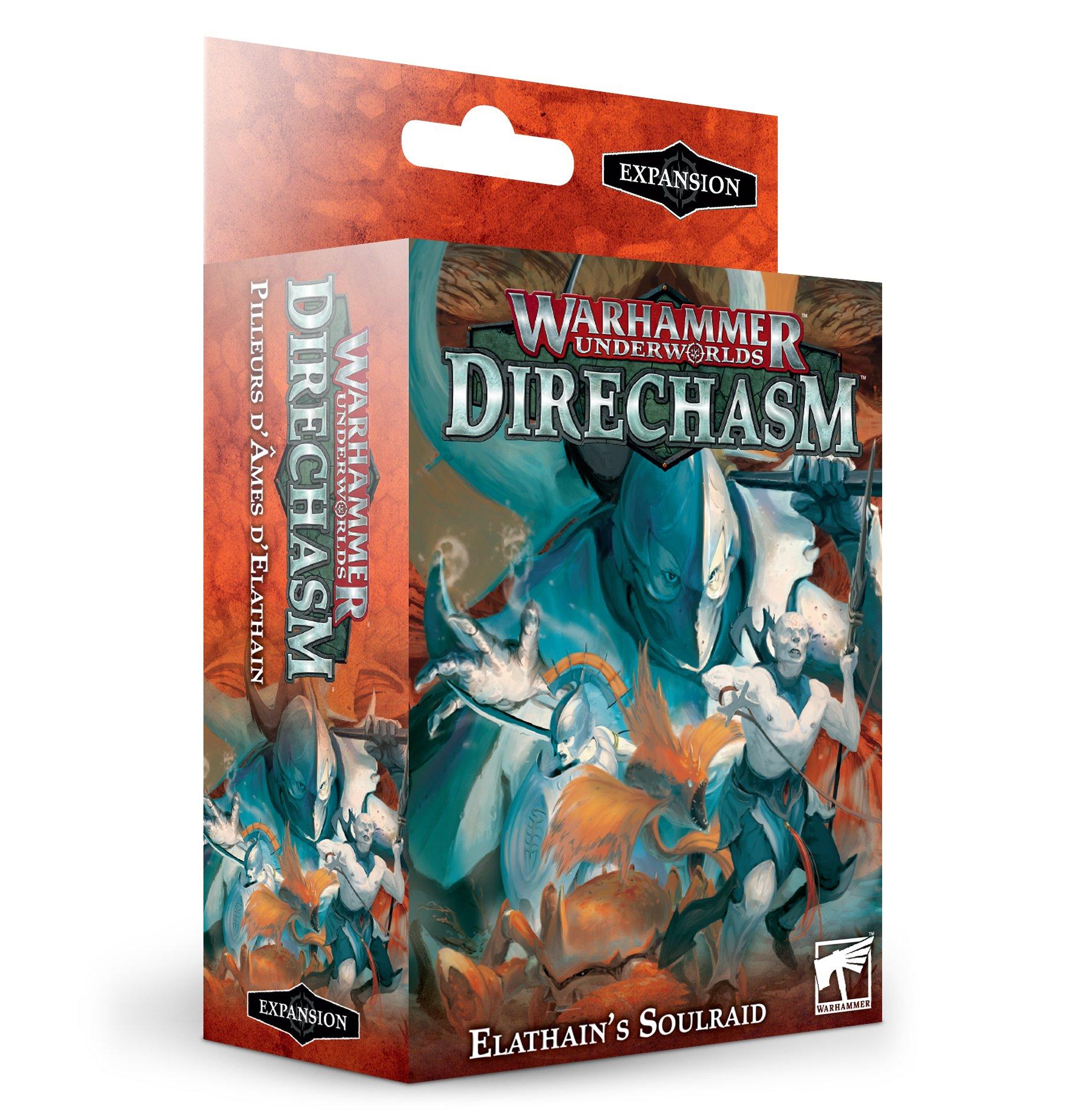 Boite de Warhammer Underworlds: Elathain's Soulraid