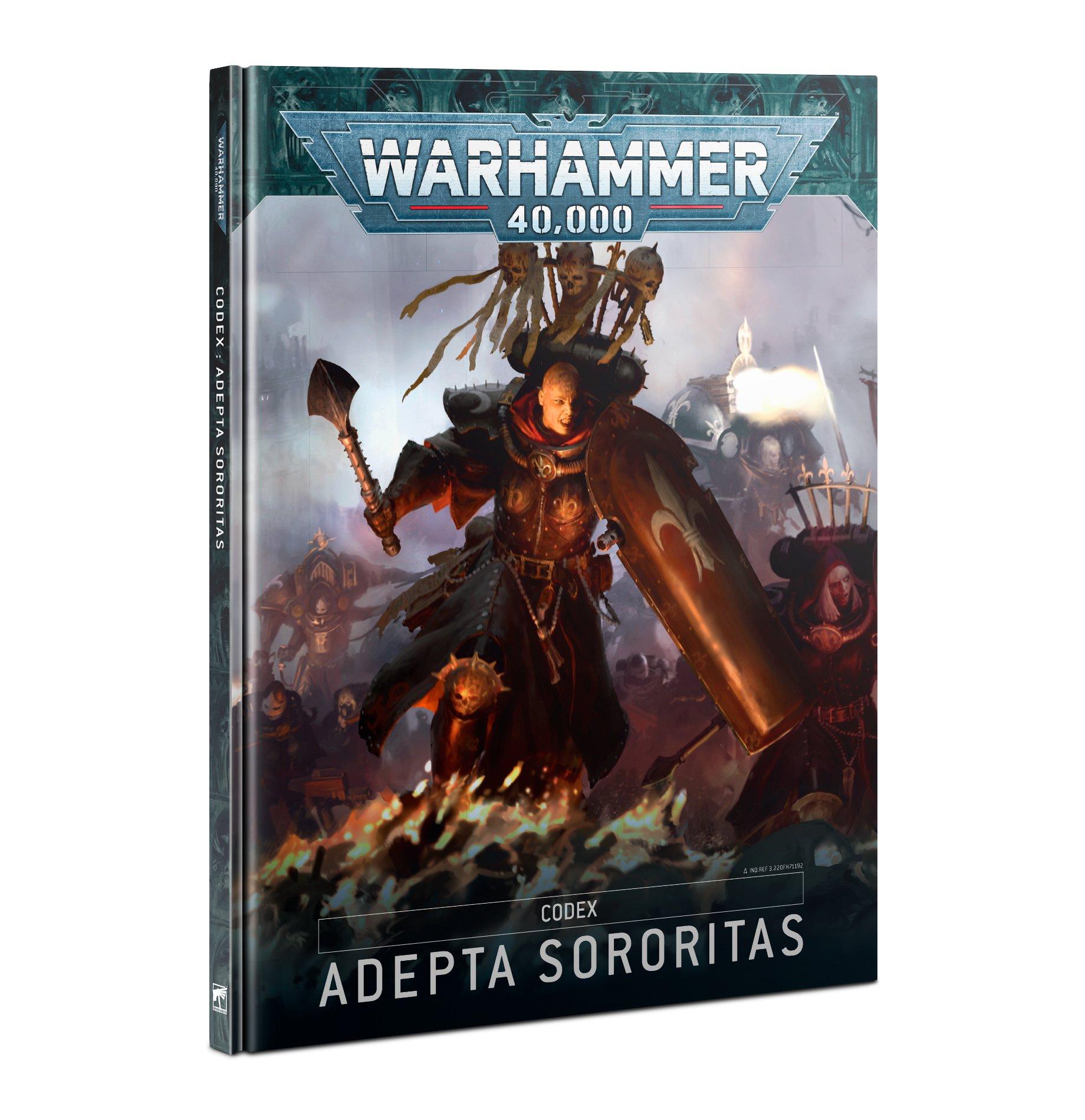 Boite de Codex: Adepta Sororitas