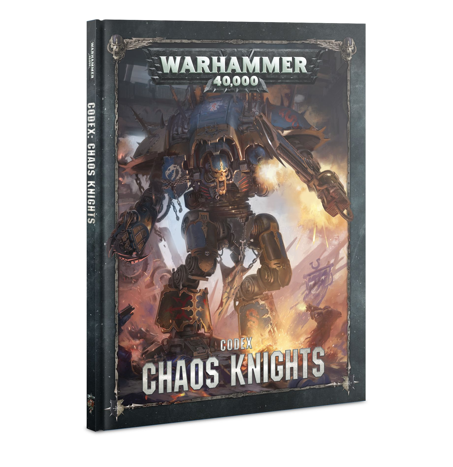 Boite de Codex: Chaos Knights