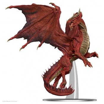 Boite de D&D Icons of the Realms: Adult Red Dragon Premium Figure