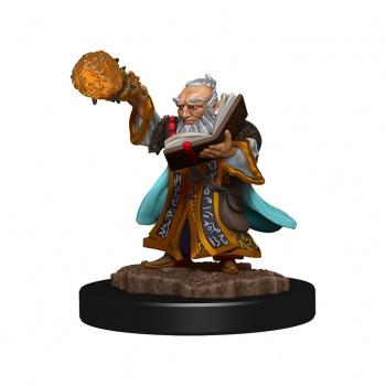 Boite de D&D Icons of the Realms Premium Figures: Gnome Wizard Male