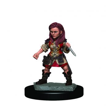 Boite de D&D Icons of the Realms Premium Figures: Halfling Female Rogue
