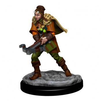 Boite de D&D Icons of the Realms Premium Figures: Human Ranger Female