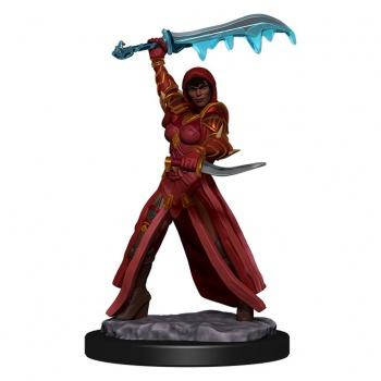 Boite de D&D Icons of the Realms Premium Figures: Human Rogue Female