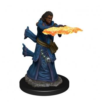 Boite de D&D Icons of the Realms Premium Figures: Human Wizard Female