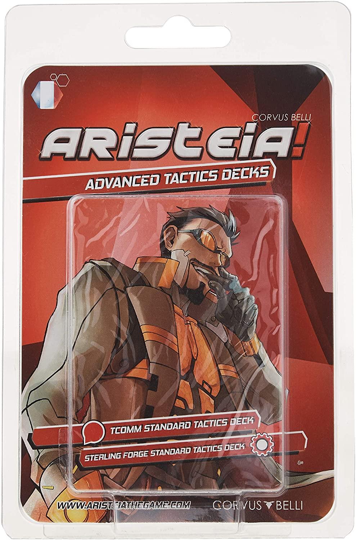 Boite de Aristeia ! Advanced Tactics Decks