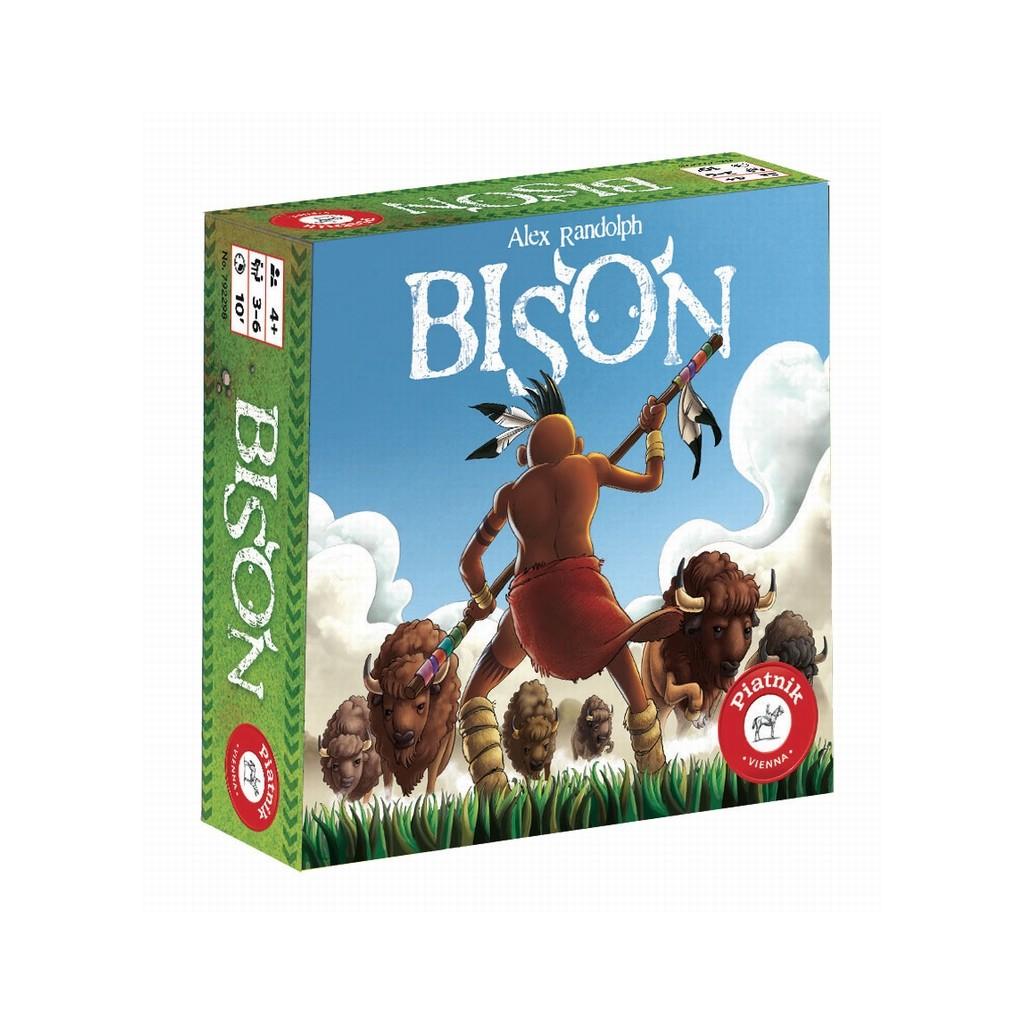 Boite de Bison