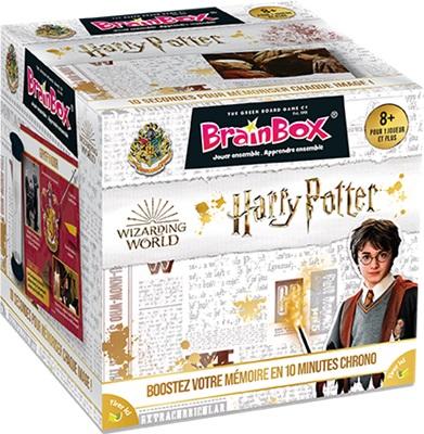 Boite de Brain Box - Harry Potter