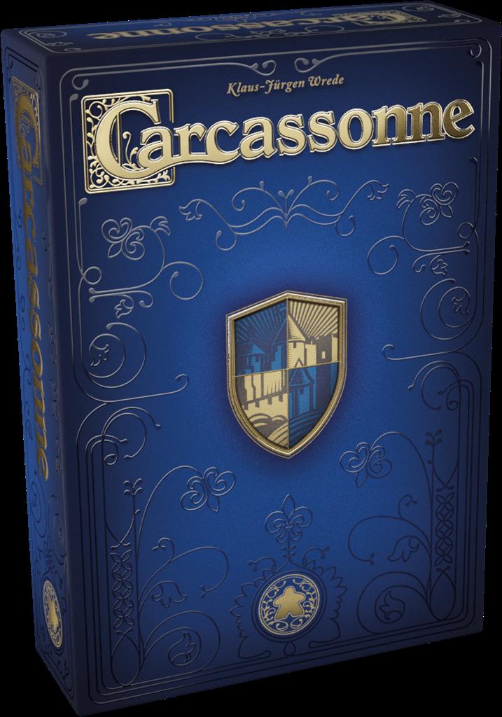 Boite de Carcassonne - Édition 20e Anniversaire