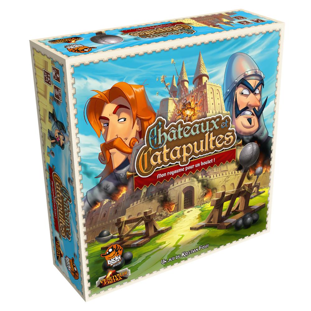 Boite de Châteaux et Catapultes