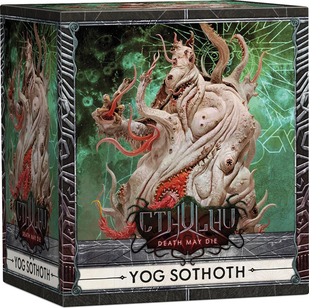 Boite de Cthulhu : Death May Die - Yog Sothot