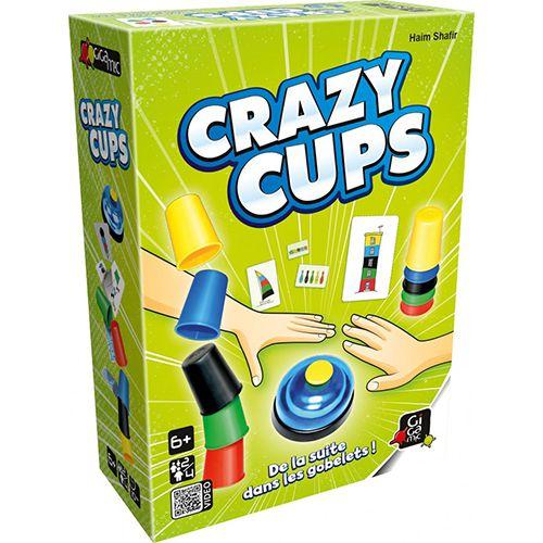 Boite de Crazy Cups