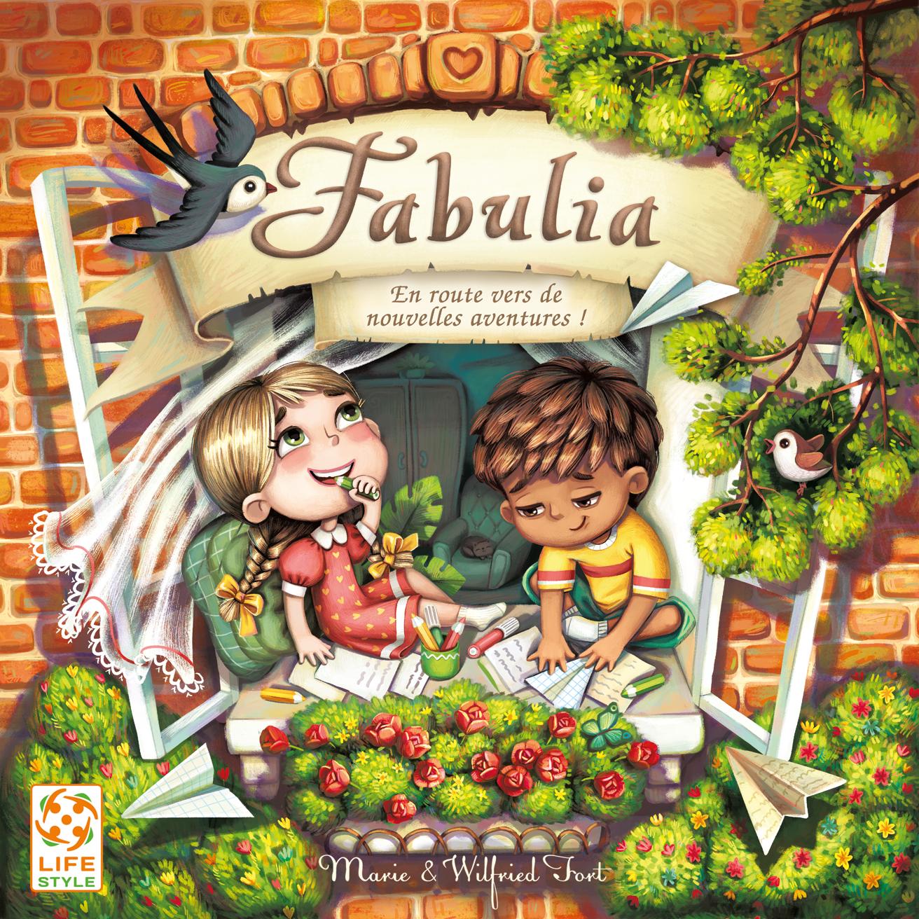 Boite de Fabulia - En route vers de nouvelles aventures