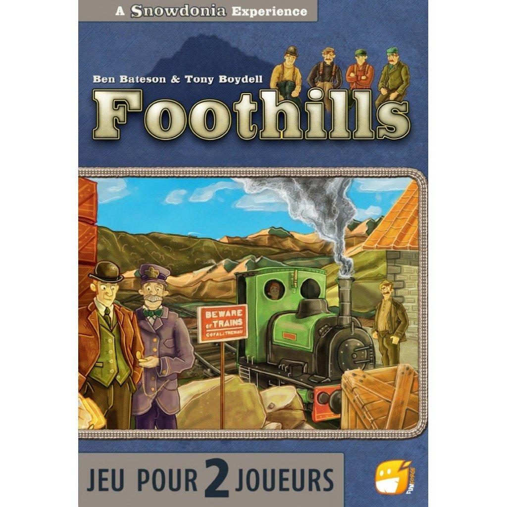 Boite de Foothills
