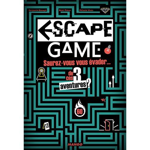 Boite de Escape Game : Saurez-vous vous évader de ces 3 aventures ?