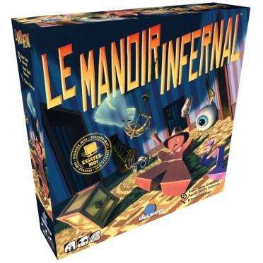 Boite de Le Manoir Infernal