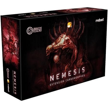 Boite de Nemesis - Carnomorphes