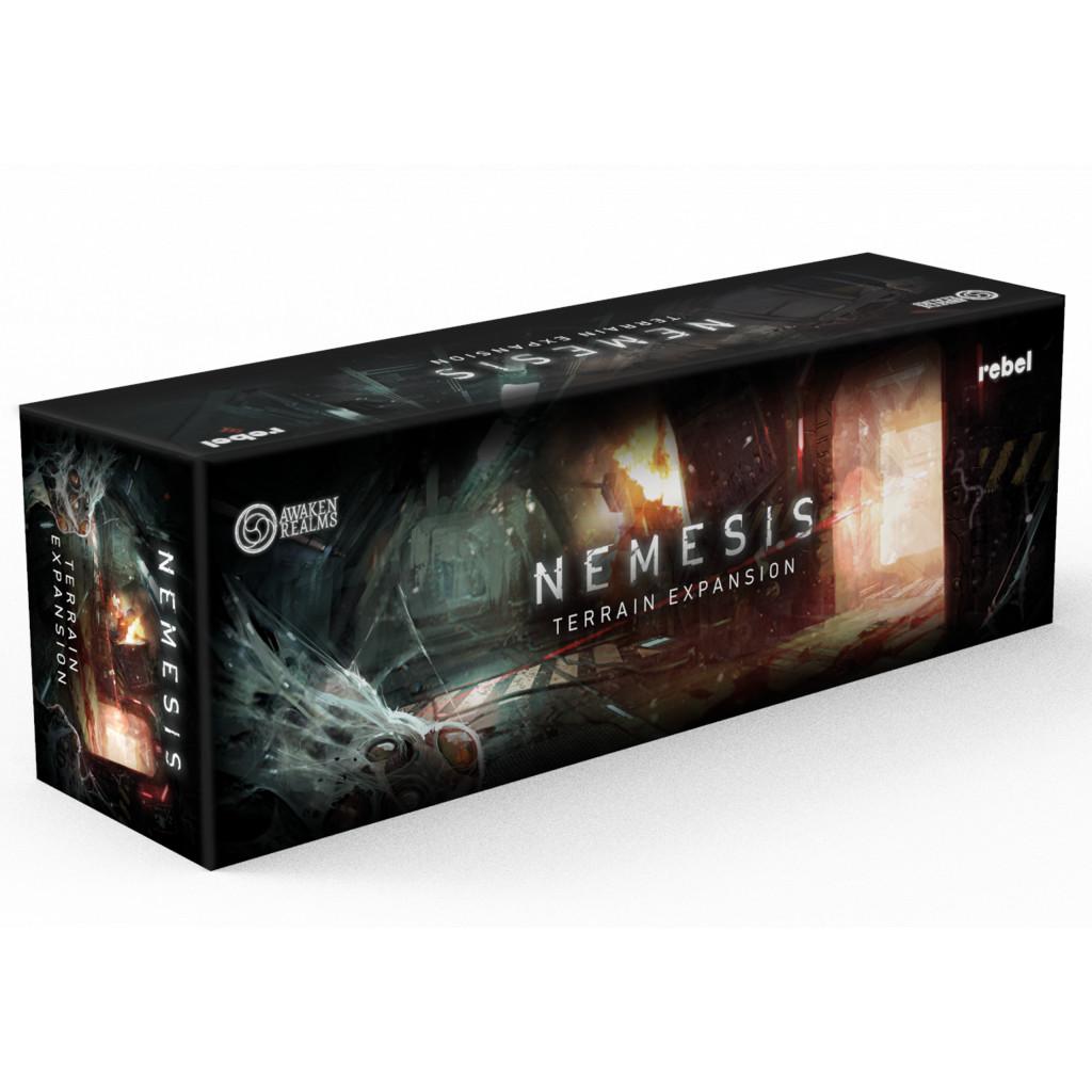 Boite de Nemesis - Terrain Expansion