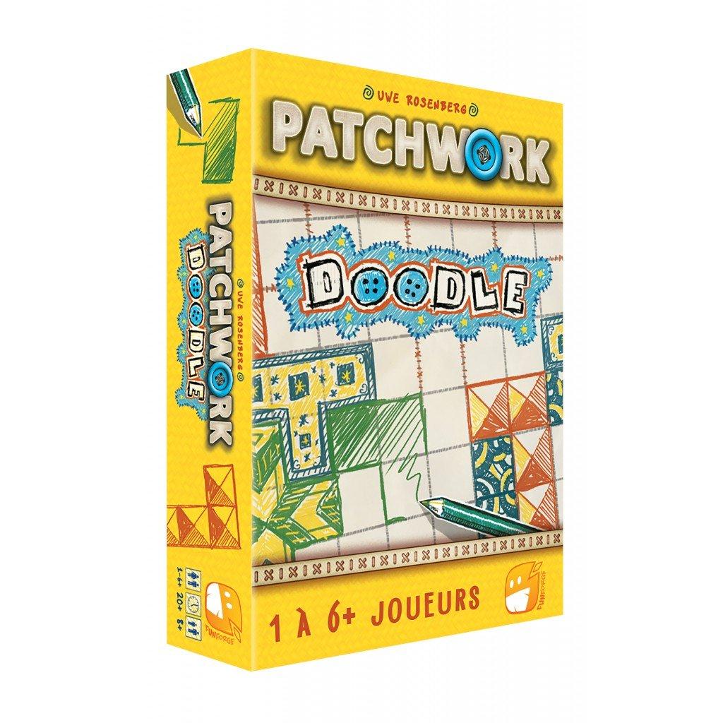 Boite de Patchwork Doodle