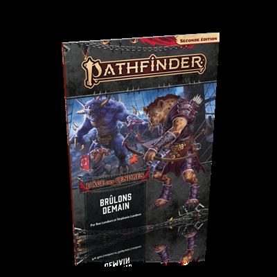 Boite de Pathfinder 2 - L'Âge des Cendres : Brulons Demain 3/6