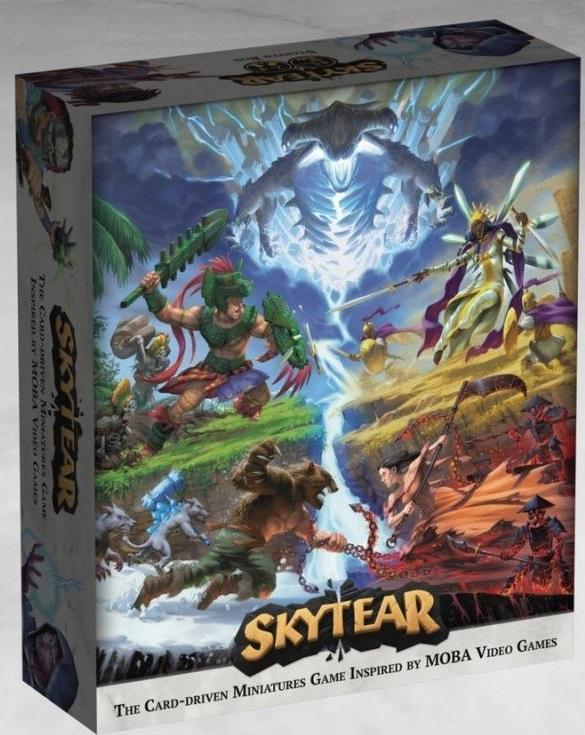 Boite de Skytear : Boite de Base