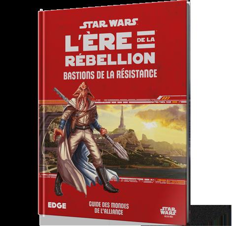 Boite de Star Wars Ere de la Rébéllion : Bastions de la Résistance