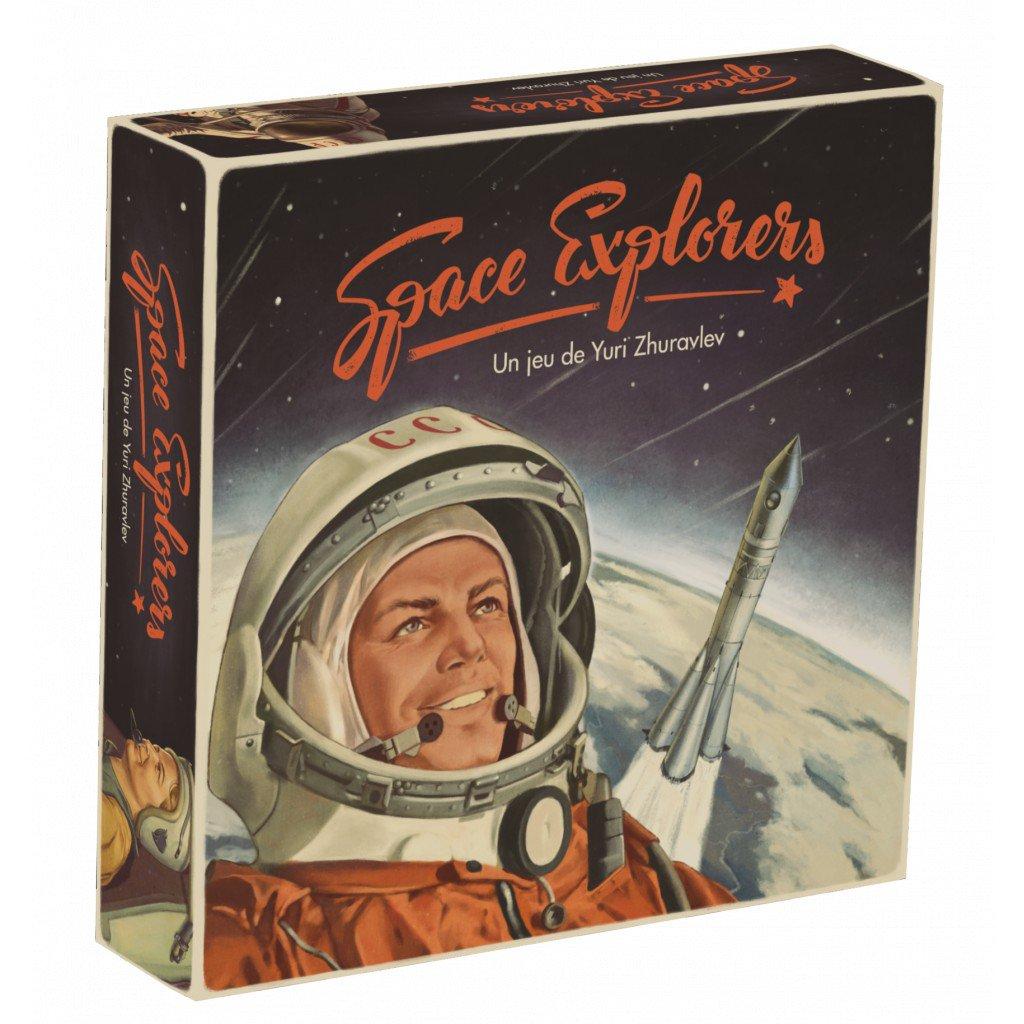 Boite de Space Explorers