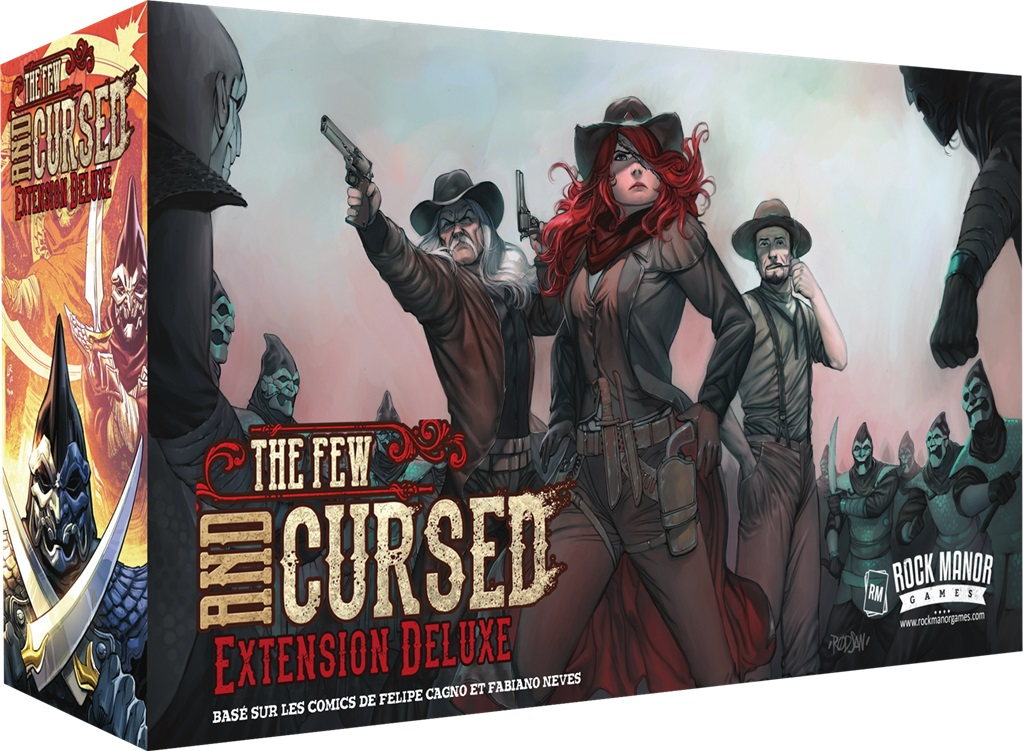 Boite de The Few and Cursed Extension Deluxe