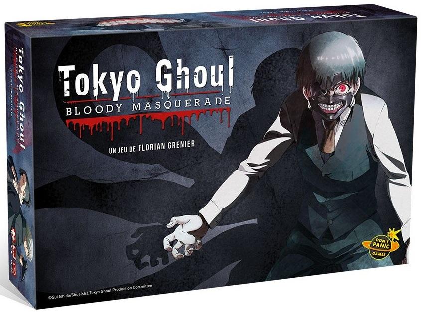 Boite de Tokyo Ghoul : Bloody Masquerade