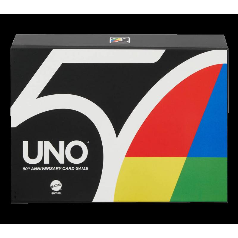 Boite de Uno - 50ème anniversaire