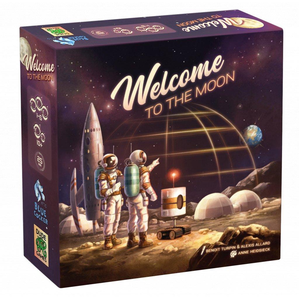 Boite de Welcome to the Moon