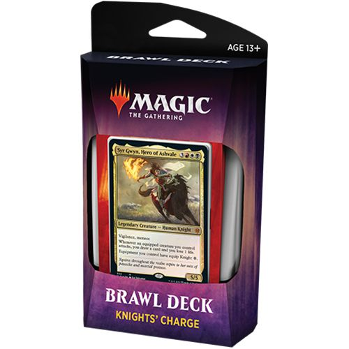 Boite de Brawl Deck Throne of Eldraine : Knights' Charge