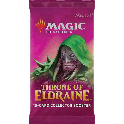 Boite de Collector Booster Throne of Eldraine
