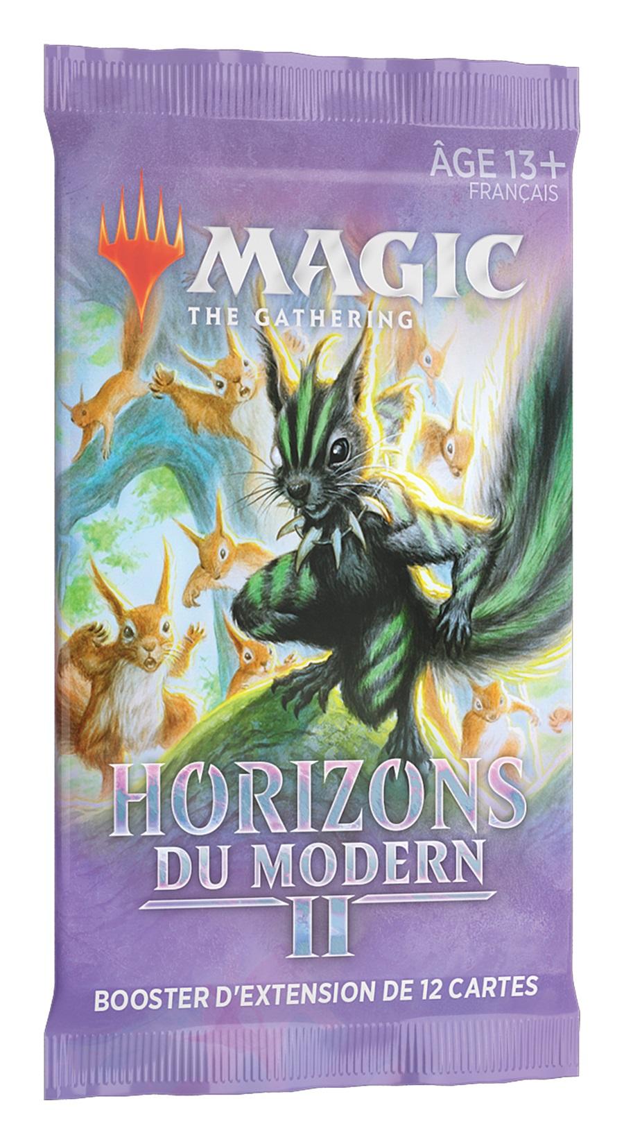 Boite de Booster d'extension Horizons du Modern 2