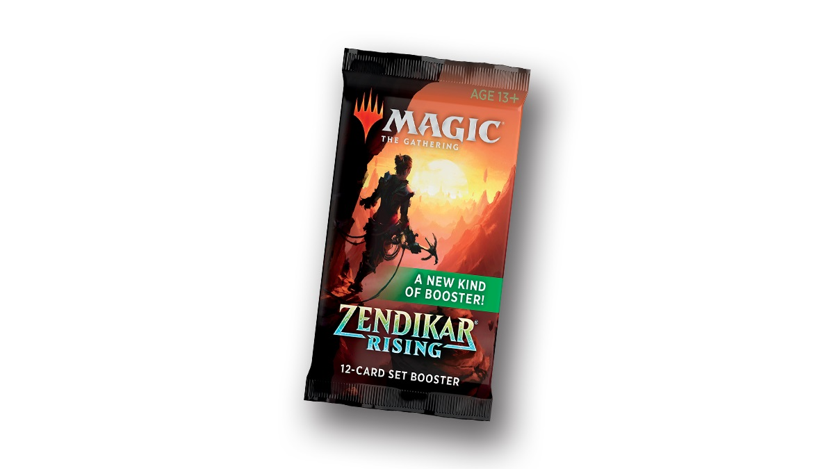 Boite de Booster d'extension Zendikar Rising