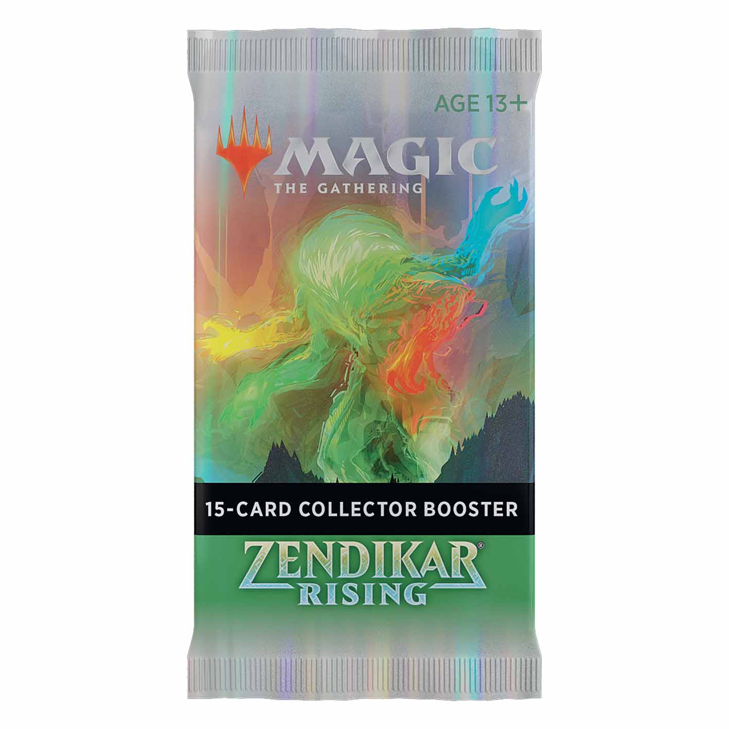 Boite de Collector Booster Zendikar Rising