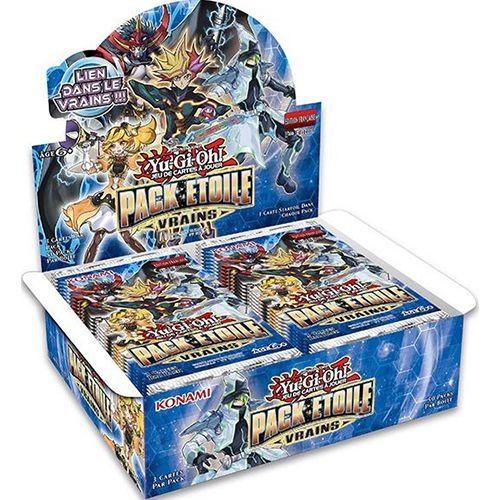 Boite de Boîte 50 Packs Étoile Vrains
