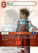 Carte FINAL FANTASY ECUYER 1-025C x 3