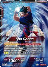 protège carte CARTE BT3-108 UC mondes croisés Dragon Ball Super Card Game