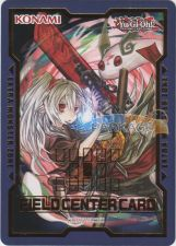 DUDE Yu-Gi-Oh Field Center Card Fille Fantome et Cornouiller Effrayant
